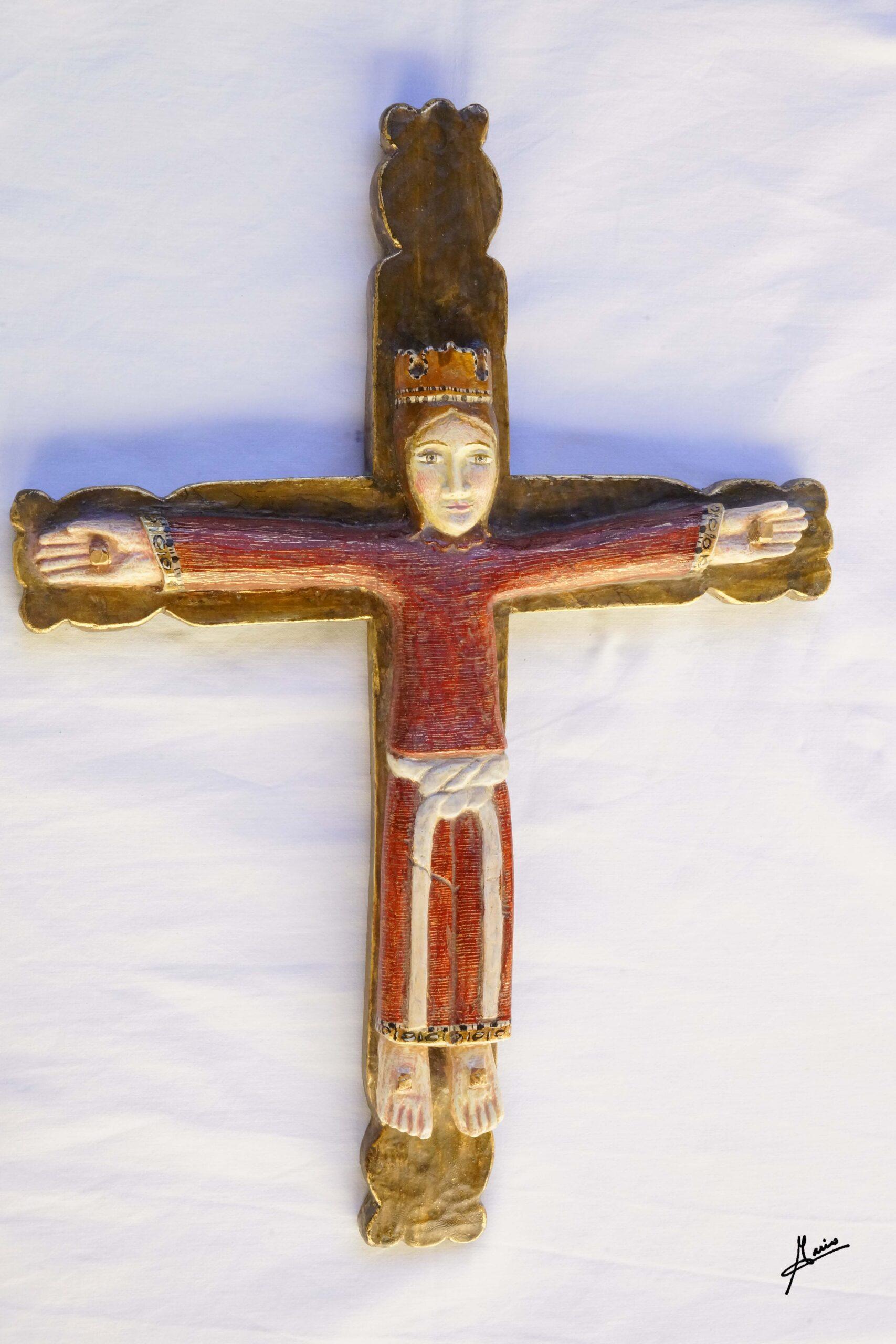 Cristo del abrazo