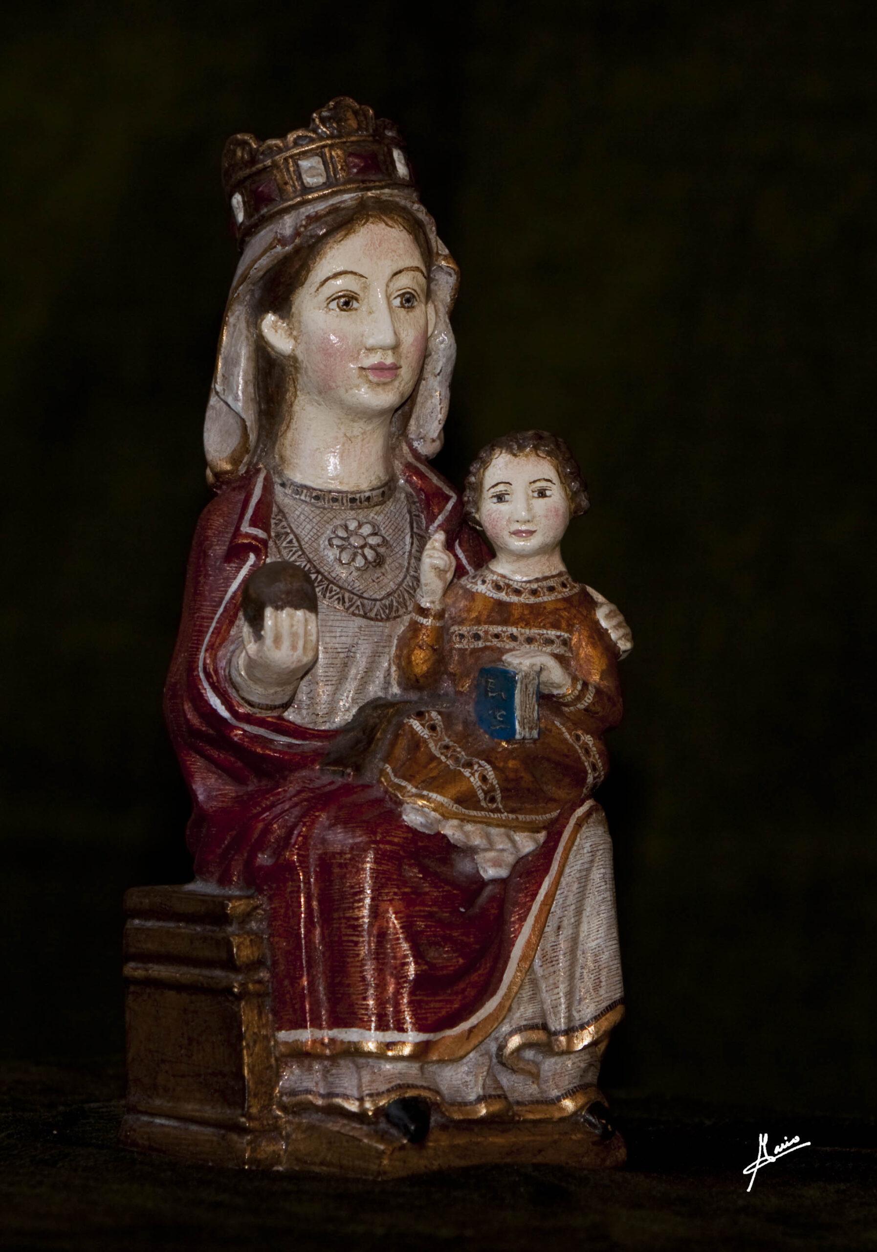 Virgen de las Caldas
