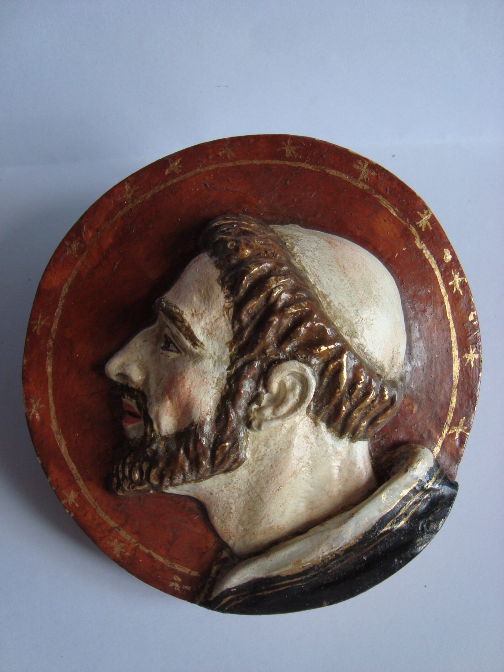 medallón Sto. Domingo