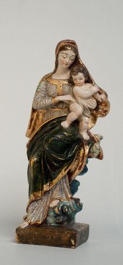 Virgen de las nubes